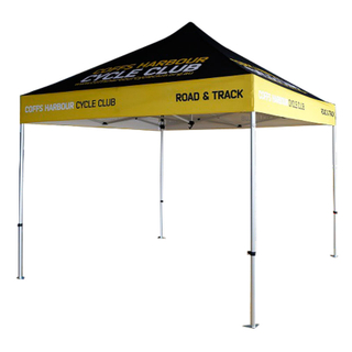 Custom Pop Up Canopy Tent Graphics