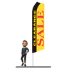Clearance Sale Swooper Flags 15ft
